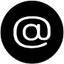 email-icon-in-black-circle-e-mail-symbol